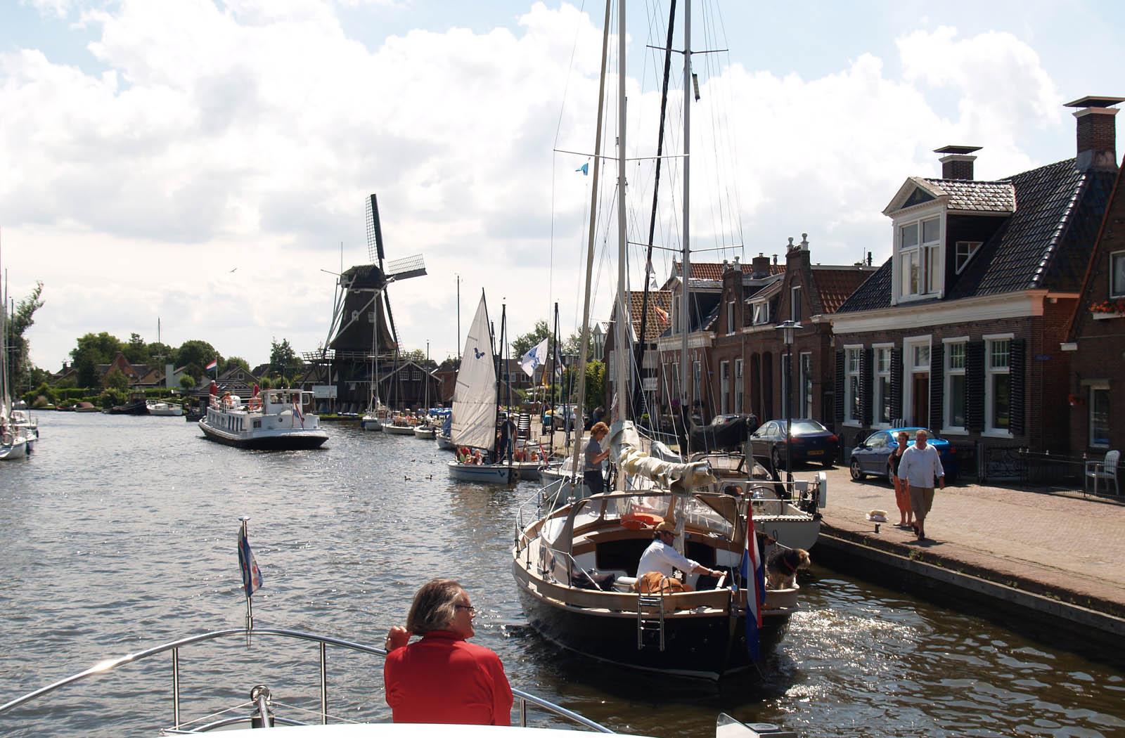 Bootverhuur En Jachtverhuur In Friesland